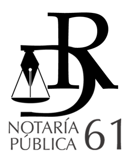 Notaría Pública 61